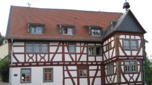 Fachwerkhaus Dach Dachdecker